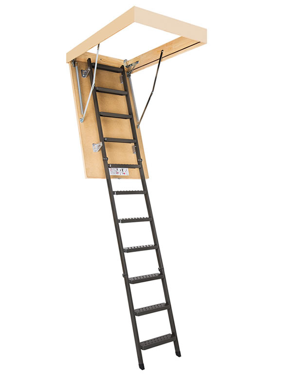 Photo of Attic Ladder Performance Metal