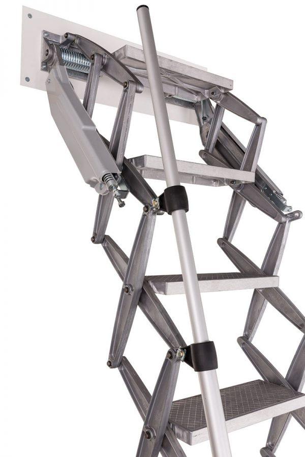 Photo of a Columbus Junior attic ladder